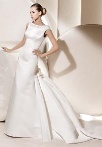 bridal gown tiffany