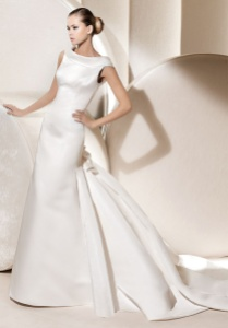 bridal gown tiffany
