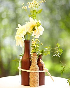 centerpiece rustic chic2