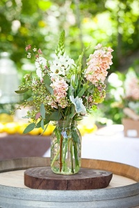 centerpiece rustic chic4