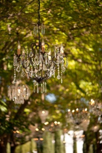 chandelier ritzy ranch