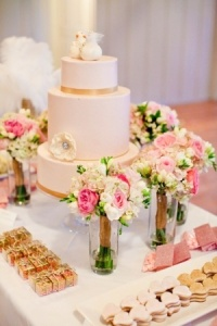 chic dessert table3