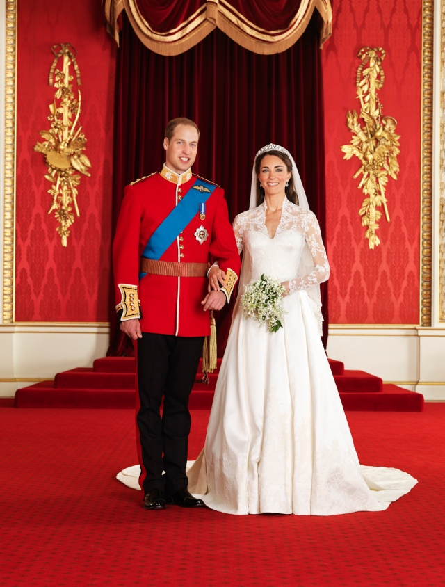 Throwback Thursday: Prince William and Catherine Middleton Wedding