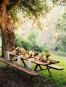 tablescape ritzy ranch