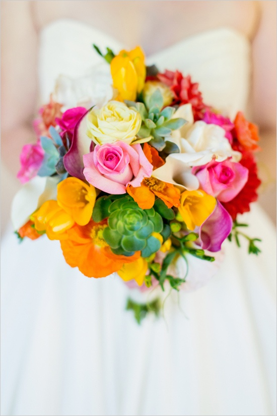 Easy methods to Find The Best Dress bright bouquet2