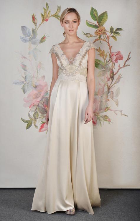 Claire Pettibone 2014 Bridal Spring1