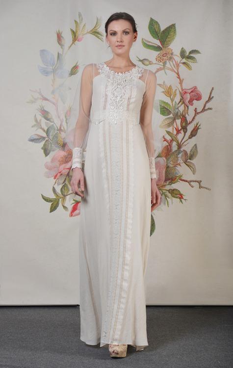 Claire Pettibone 2014 Bridal Spring7