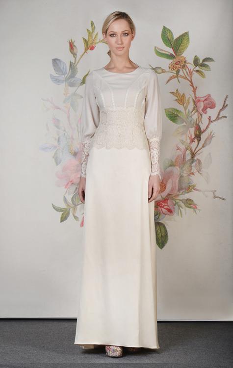 Claire Pettibone 2014 Bridal Spring9