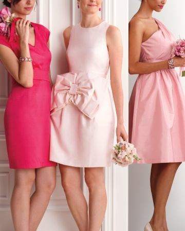 5 Fabrics for your Not-So-Typical Bridesmaid Dresses ...