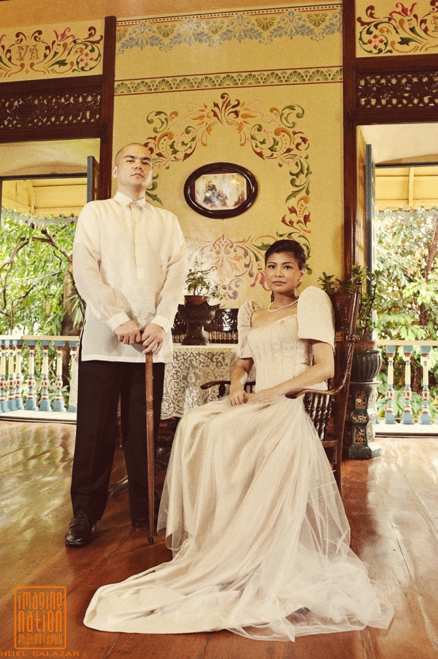 fil bride groom