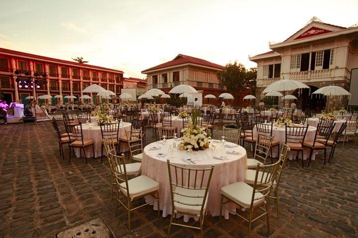Homegrown Filipiniana Wedding Theme
