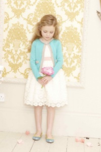 flower girl cardigan9
