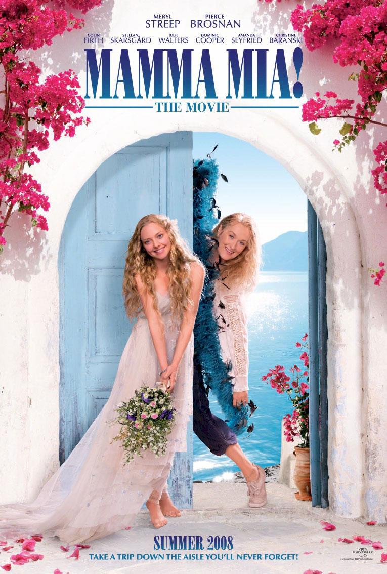 4db6c2185fa Movie Monday  Mamma Mia! - Wedding Blog