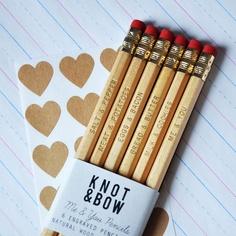pencil favors3