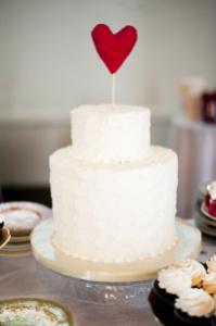 Poppy Red Cake3