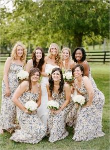 printed bridesmaid5