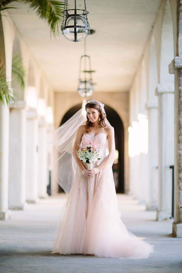 shabby chic bride