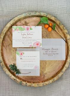 tuscan invites