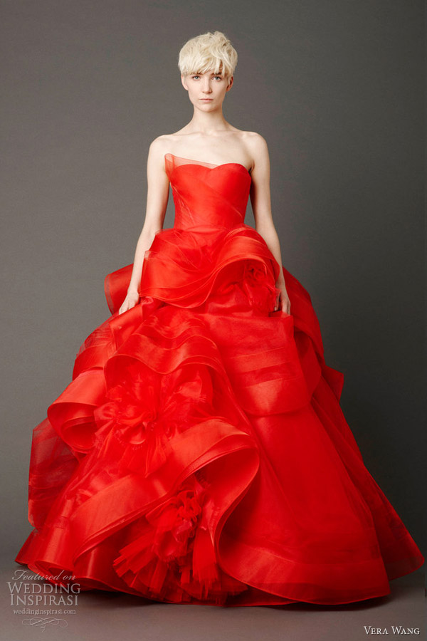 vera-wang-red-wedding-dress-spring-2013