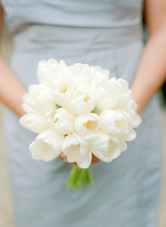 Flower Power: Fresh Flowers Bridal Bouquets | Cherryblossoms and ...