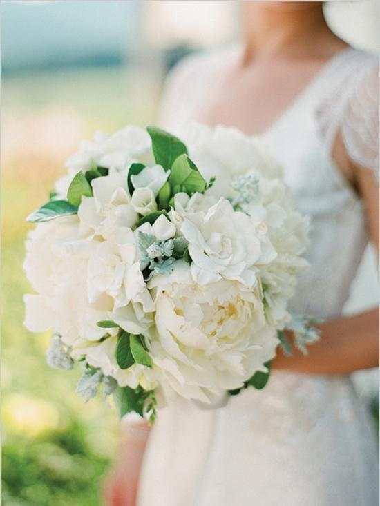 Flower Power: Fresh Flowers Bridal Bouquets - Wedding Blog ...