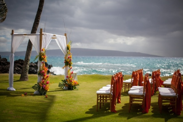 hawaii inspired wedding1