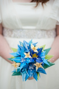 8 Fab Ways to Incorporate Origami into your Wedding