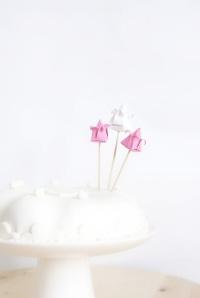 origami cake topper 4
