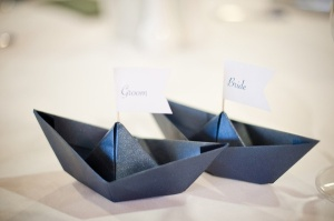 origami place card 1