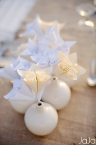 origami table top decor 3