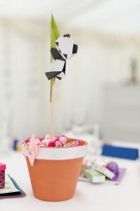 origami table top decor 4