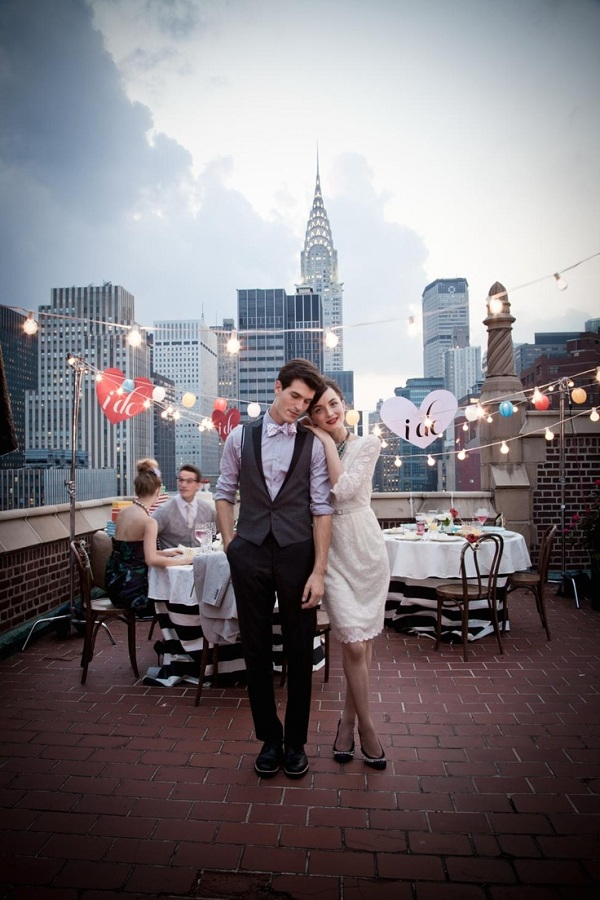 500 Days of Summer wedding 1