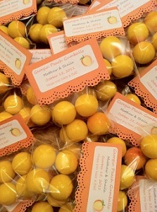 Edible Wedding favors 26