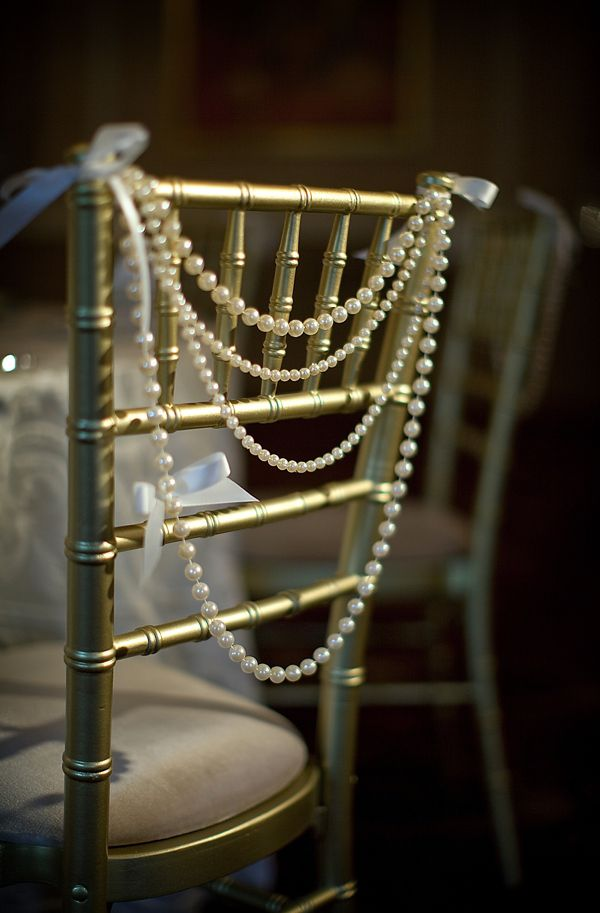 Lace and Pearls Wedding 11