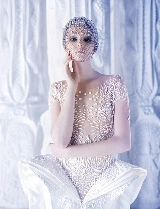 Michael Cinco Spring 2013 Bridal 11