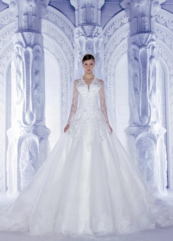Michael Cinco Spring 2013 Bridal 16