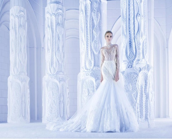 Michael Cinco Spring 2013 Bridal 7