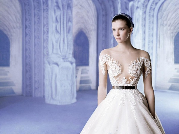 Michael Cinco Spring 2013 Bridal 8