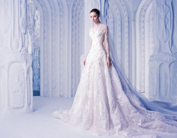 Michael Cinco Spring 2013 Bridal 9