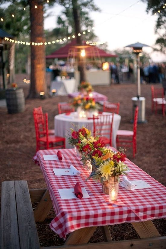 Picnic Wedding 1