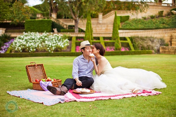 Picnic Wedding 8