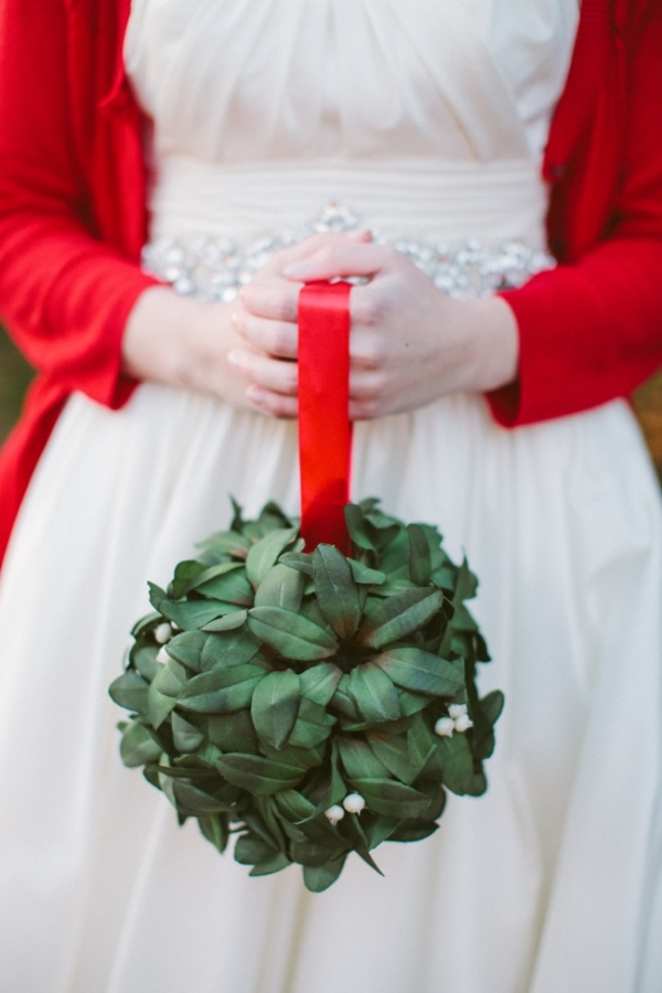Christmas Inspired Wedding 1