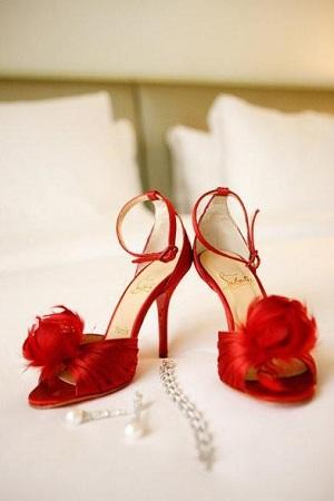 Christmas Inspired Wedding 4
