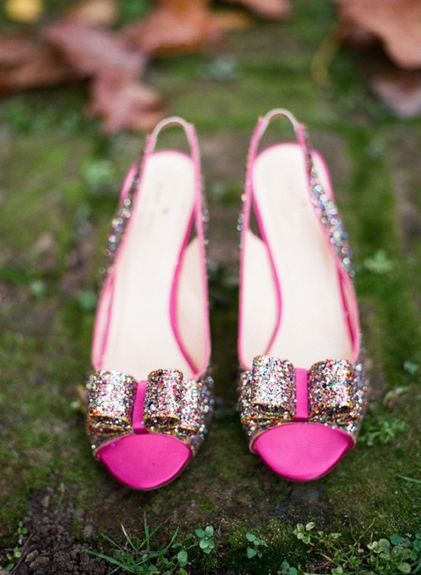 Sparkly Wedding Shoes 13