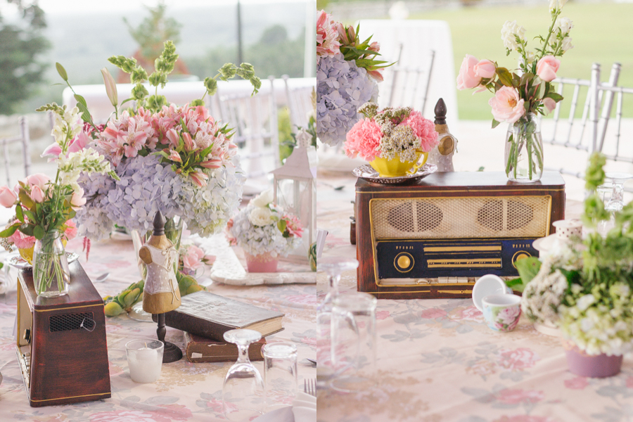 Ina Roys Vintage Pretty Pastel Wedding By Brian Rimer Wedding