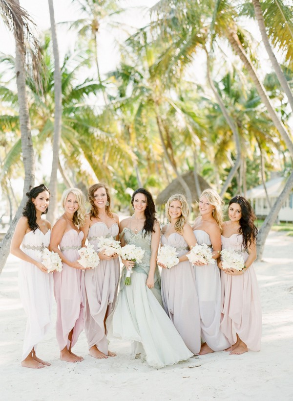 Pastel Bridesmaid Dresses 15