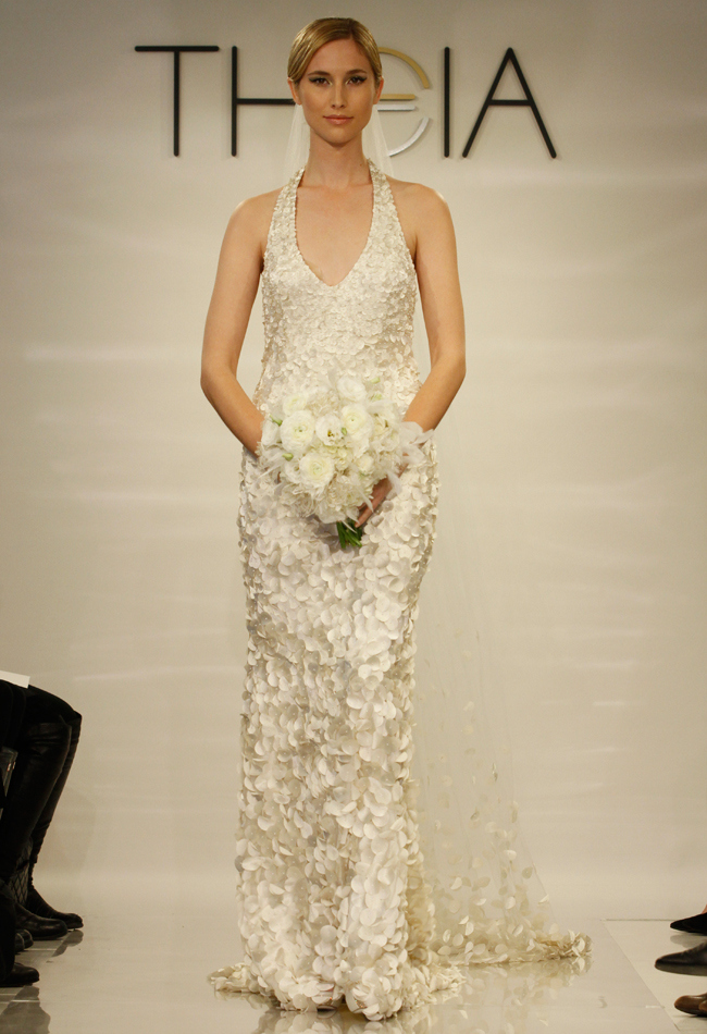 Bridal Fall 2014: Theia - Wedding Blog | Cherryblossoms and ...