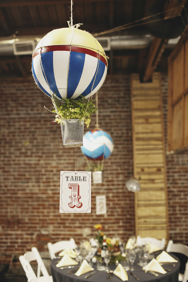 Table number ideas you can make wedding