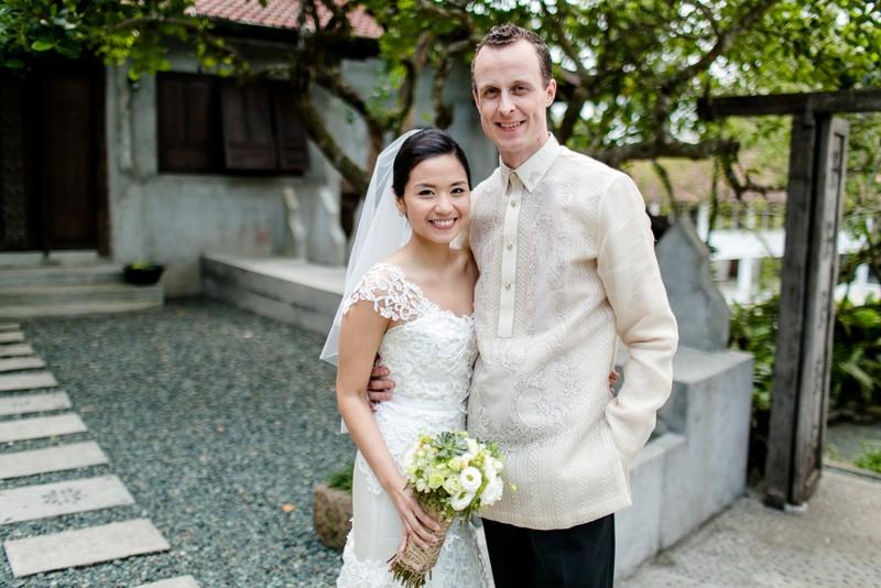 Gen Killian S Modern Filipiniana Wedding By Really Awesome