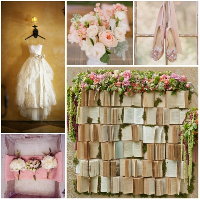 Letters to Juliet Movie Wedding Inspirations